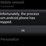 حل مشكلة توقف تطبيقات الاندرويد Unfortunately app has stopped